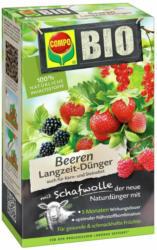 BIO Beeren Langzeit-Dünger mit Schafwolle, 2 L 2 L