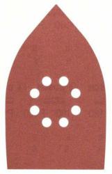 Multischleifblatt 100x171 mm, G180, Klett, 5 Stück