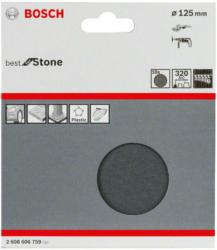 Schleifblatt 125 mm, P320, Klett