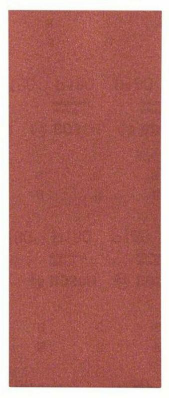 Schleifblatt 93x230 mm, G180, gespannt, 10 stück
