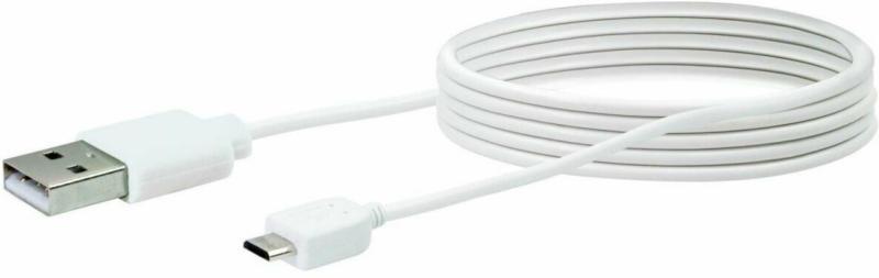 Micro USB Ladekabel, 2 m