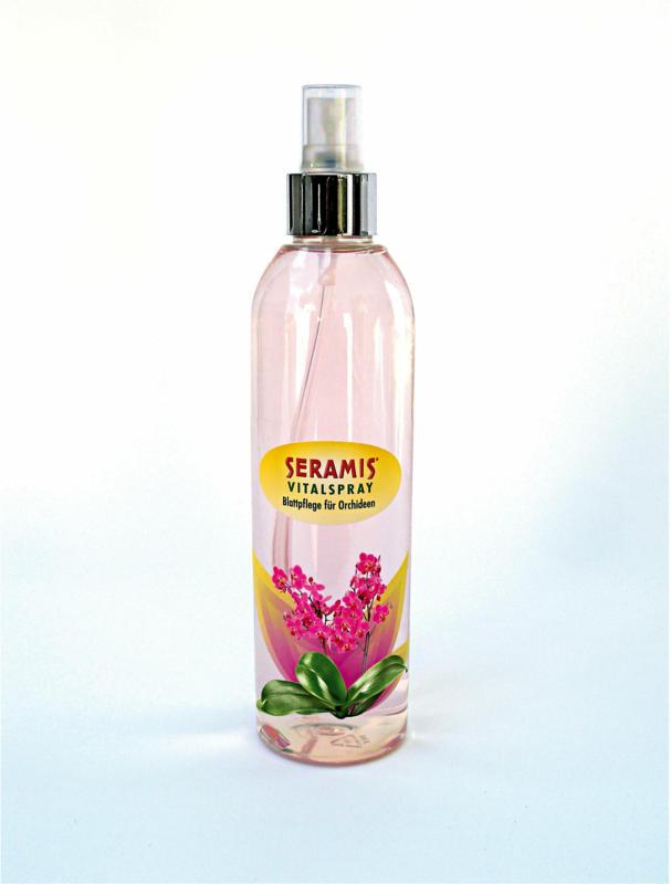 SERAMIS Orchideen-Blattpflege, 250 ml