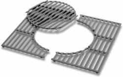 Gourmet BBQ System - Grillrost mit Grill rosteinsatz aus Gusseisen