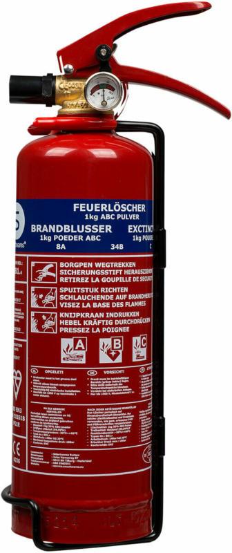 """Feuerlöscher """"BB1 SW"""""""