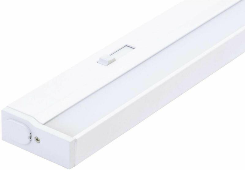 "LED-Unterbauleuchte ""Conero-DIM"", 42,4x5,3x2,9cm, weiß weiß | 42,4x5,3x2,9 cm"