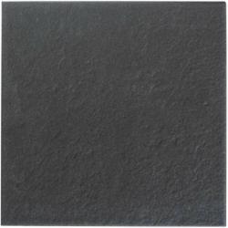 """Terrassenplatte """"No.1 Diamant"""", 40x40x4 cm, Schwarz-basalt 40x40 cm"""