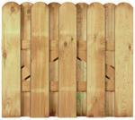 """BayWa Bau- & Gartenmärkte Zaunserie """"DAAN"""", Tor, gerade,grün 100 x 90 cm, ohne Beschlag"""