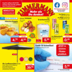 Zimmermann Sonderposten Angebote vom 26.04.-01.05.2021 - bis 01.05.2021