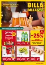 BILLA Flugblatt - gültig bei BILLA & BILLA PLUS