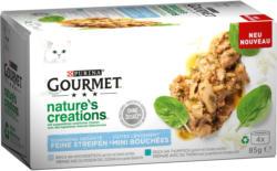 Gourmet Natures Creation Fisch 12x4x85g
