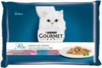 QUALIPET Gourmet Gourmet Perle Les Plaisirs de la Mer 12x4x85g