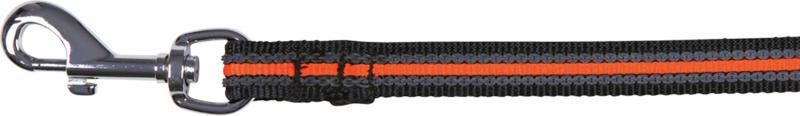Fusion Schleppleine 5m schwarz-orange 17mm