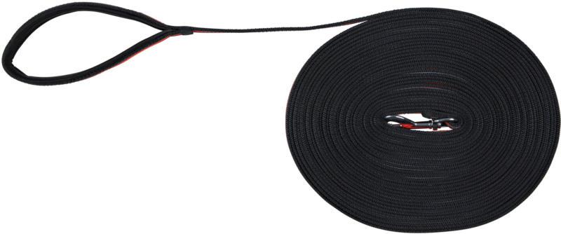 Fusion Schleppleine 15m schwarz-orange 17mm