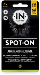 In-Fluence Spot-on Katze 3x0.7ml