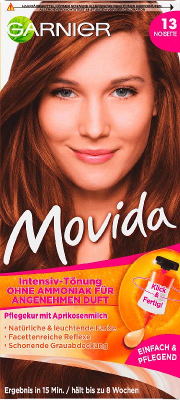 Movida Intensiv-Tönung Noisette 13