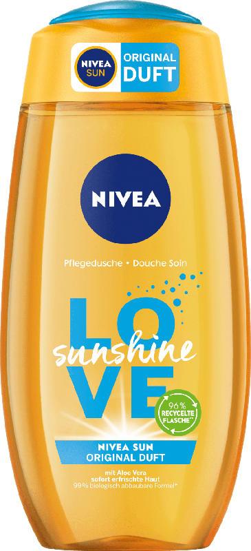 NIVEA Duschgel Love Sunshine
