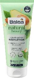 Balea Natural Beauty Bodylotion Bio Avocado-Extrakt & Jojoba Öl