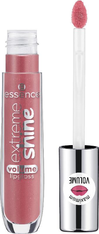 essence cosmetics Lipgloss extreme shine volume Shadow Rose 09
