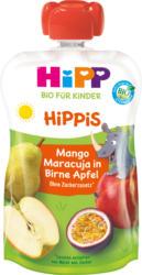 Quetschbeutel Hippis Mango-Maracuja in Birne-Apfel ab 1 Jahr