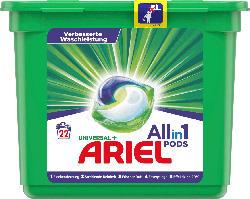 ARIEL Vollwaschmittel Pods
