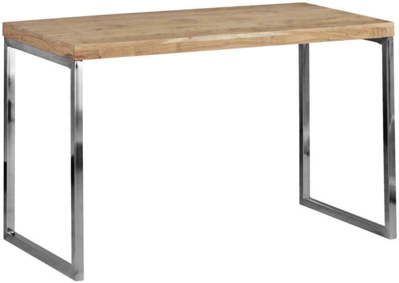 Schreibtisch in Akaziefarben 60/120/76 cm
