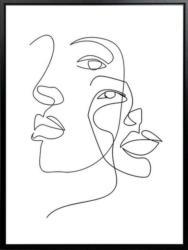 Kunstdruck 45/60 cm