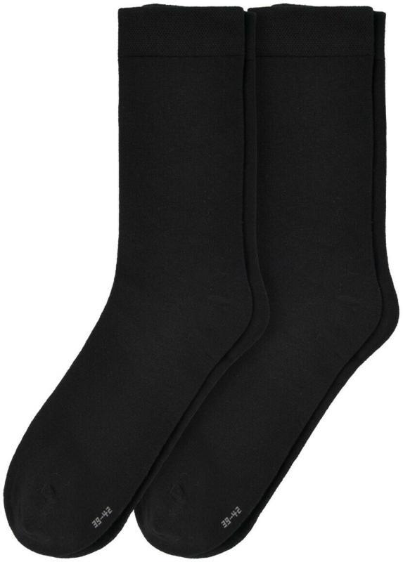 2 Paar Damen Socken mit Komfortbund (Nur online)