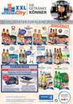 Getränke City Beste Zutaten für kleine Auszeiten - XXL Ost - bis 31.05.2021
