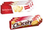 Lidl Biscotti Chocoly/cuoricini al burro Wernli