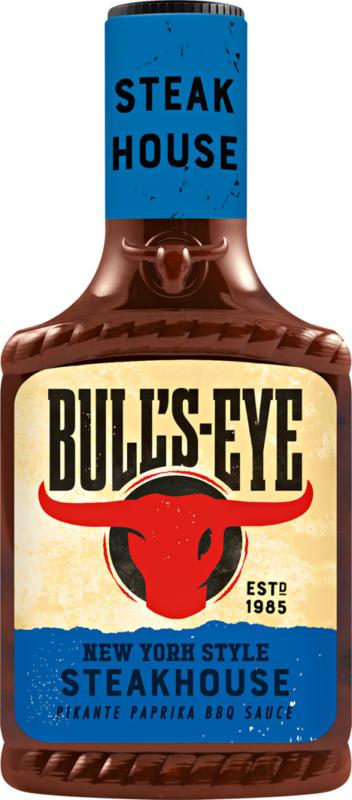 Bull's-Eye BBQ Sauce Steakhouse, Paprika piccante, 300 ml