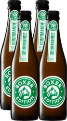 Bière Boxer Edition Gourmande, 4 x 33 cl