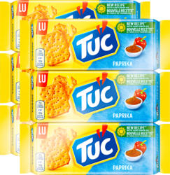 Tuc Cracker Paprika, 2 x 300 g
