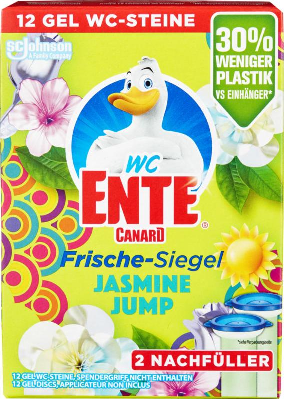 WC-Ente Frische Siegel Jasmine Jump , 2 x 36 g