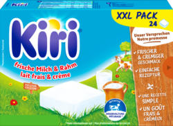 Fromage à tartiner Kiri , 24 portions, 432 g
