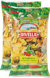 Divella Farfalle tricolore, mit Tomaten und Spinat, 2 x 500 g