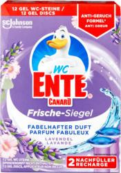 Canard WC Frische Siegel Lavande , 2 x 36 g
