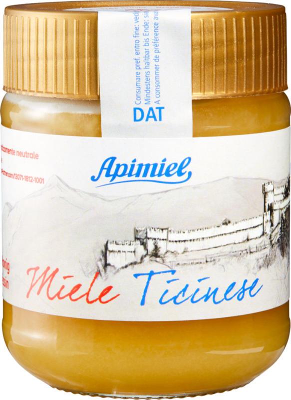 Apimiel Tessiner Honig , 250 g