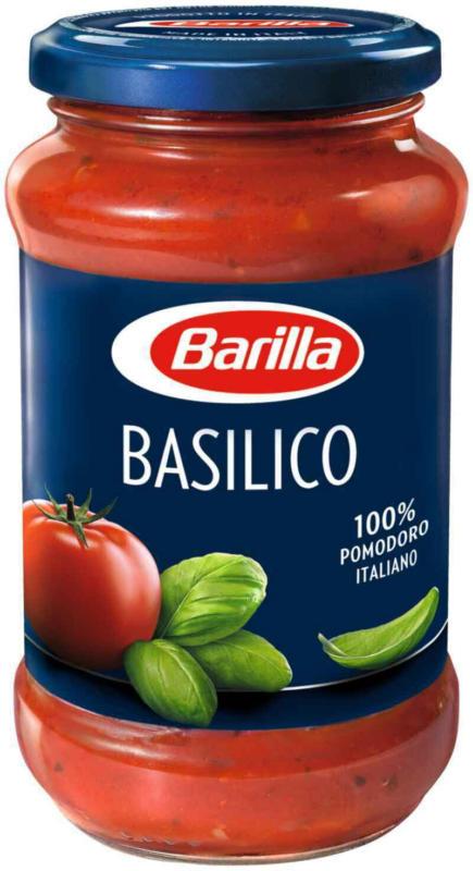 Barilla salsa pomodoro basilico 400 g -