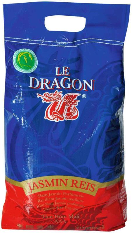 Le Dragon Riso Siam Jasmin 5 Kg -