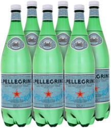 San Pellegrino Mineralwasser 6 x 1,25 Liter -