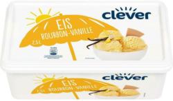 Clever Bourbon-Vanille Eis