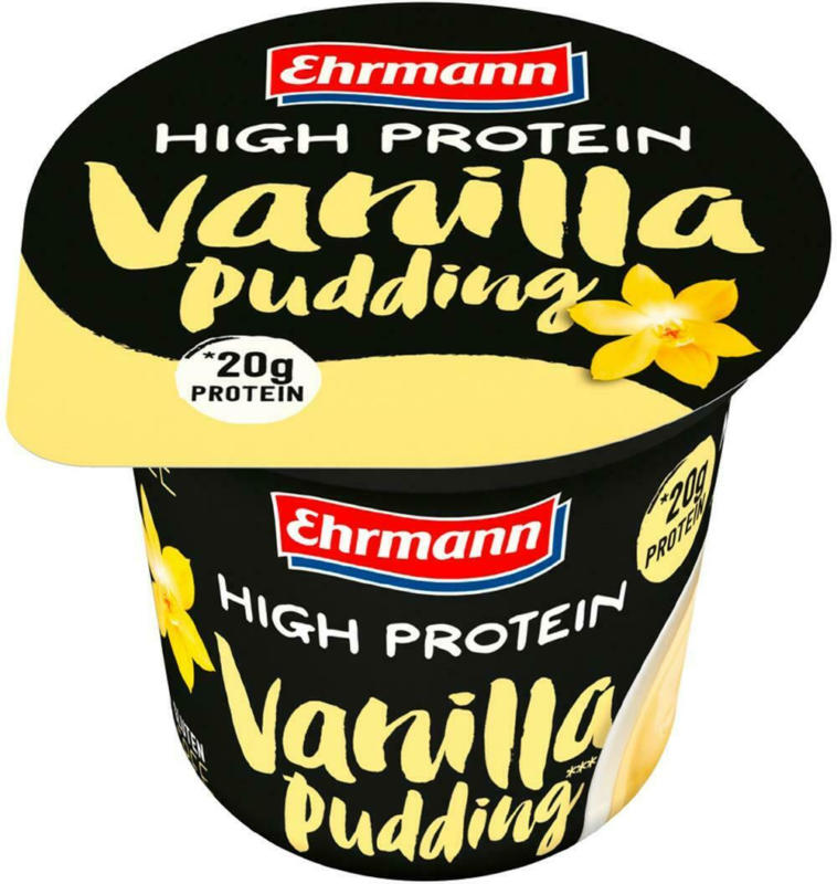 Ehrmann High Protein Vanille Pudding