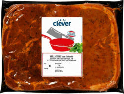 Clever Grill Steaks mariniert