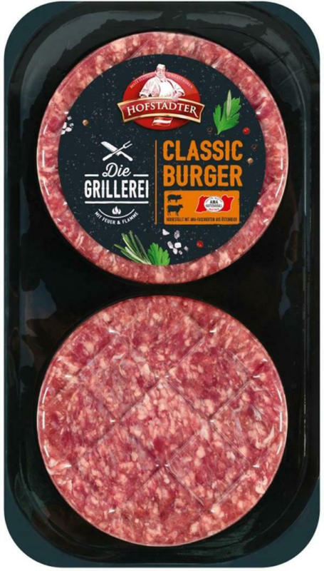 Hofstädter Classic Burger Die Grillerei