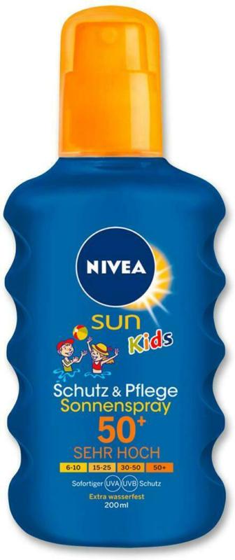 Nivea Sun Kids Sonnenspray 50+