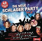 MediaMarkt VARIOUS - Die neue Schlagerparty Vol.8 [CD]
