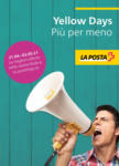 Die Post | La Poste | La Posta Yellow Days: Più per meno - bis 02.05.2021