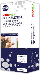 NanoRepro Corona Schnelltest Selbsttest zum Nachweis von SARS-CoV-2