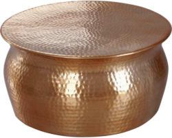 Couchtisch in Metall 60/60/30,5 cm