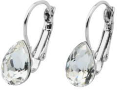 Damen Ohrringe mit Zierstein